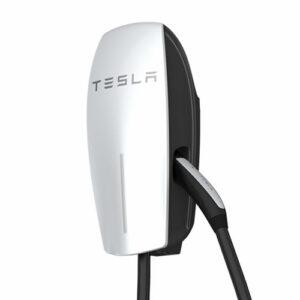 Tesla Fali Gyorstöltő (22kW, 7.5M Type2 kábel)