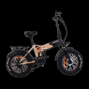 Berlin - összecsukható elektromos bicikli